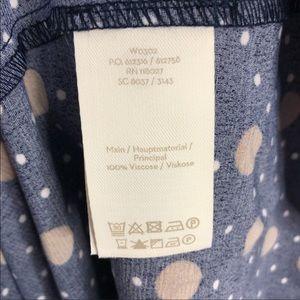 Boden Dresses - NWT Boden Charlotte Shirt Maxi Dress Truffle Spot